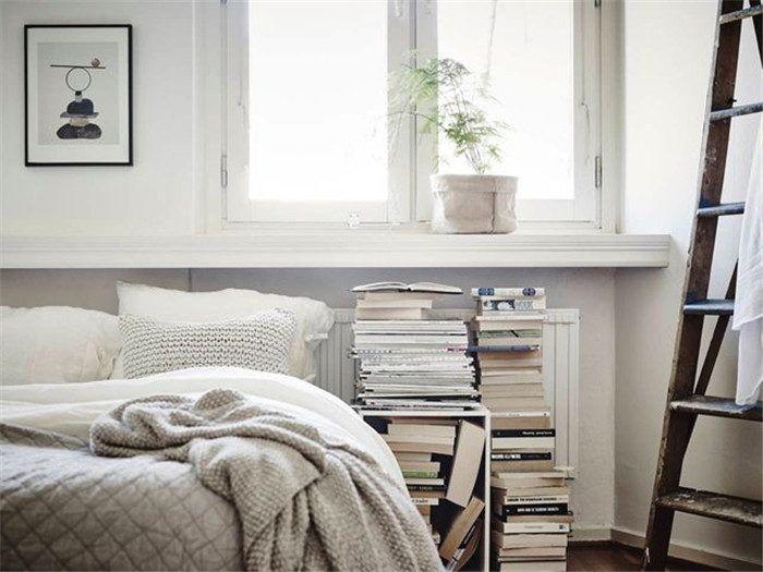 Pequenos Quartos Decoração, Quartos Bege, Idéias Quarto, Dorme, White  Bedroom, Dream Bedroom, Bedroom Decor Part 79