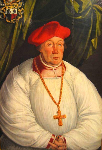Maurycy Ferber – biskup warmiński. Pochodził z rodziny patrycjuszy gdańskich, jego ojciec Johann Ferber i brat Eberhard byli burmistrzami Gdańska.