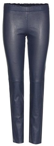 Stouls Jacky Perforated Leather Leggings