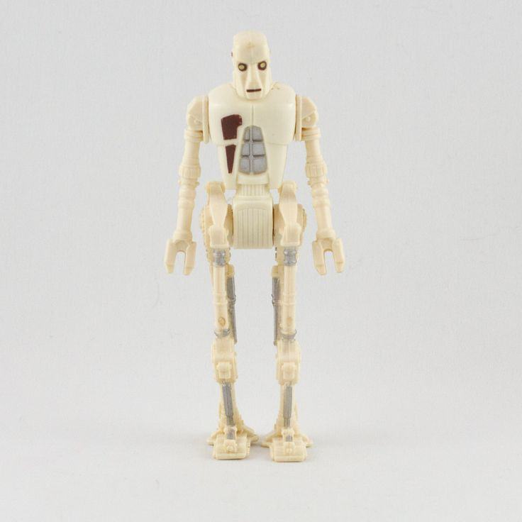 8D8, This vintage Kenner Star Wars 8D8 action figure is in fantastic condition and is an excellent addition to any collection. The limbs are very firm, allowing a wide range of poses. The paint finishing is crisp and sharp.