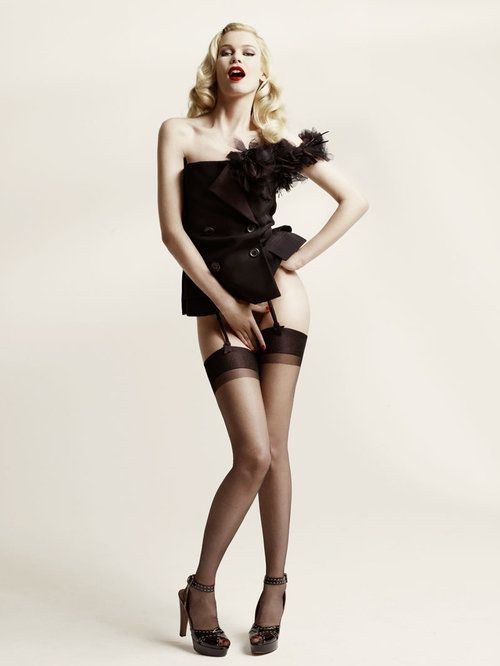 Claudia Schiffer #lingerie | Fashion in Lingerie ...