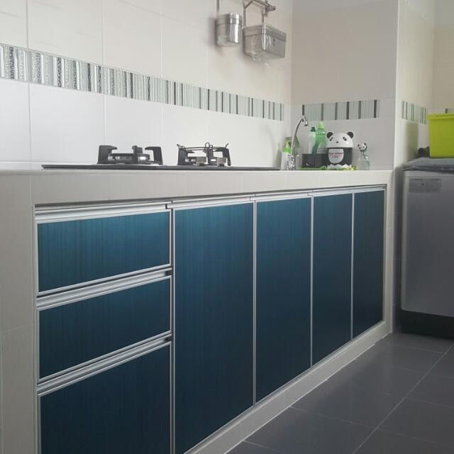 Aluminium Kitchen Cabinet Doors Elegant Aluminium Kitchen Cabinet Door Furniture On Carousell Aluminum Kitchen Cabinets Aluminium Kitchen Door Furniture