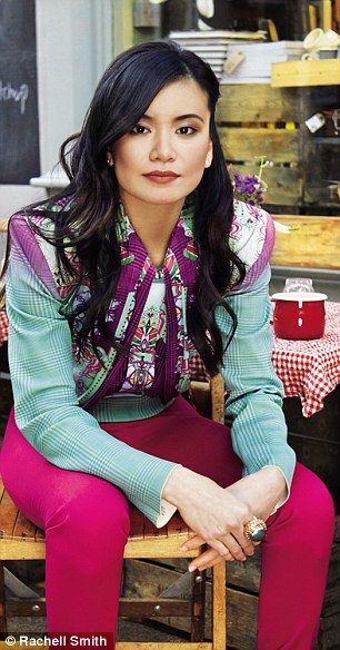 Katie Leung (Cho Chang) - Now