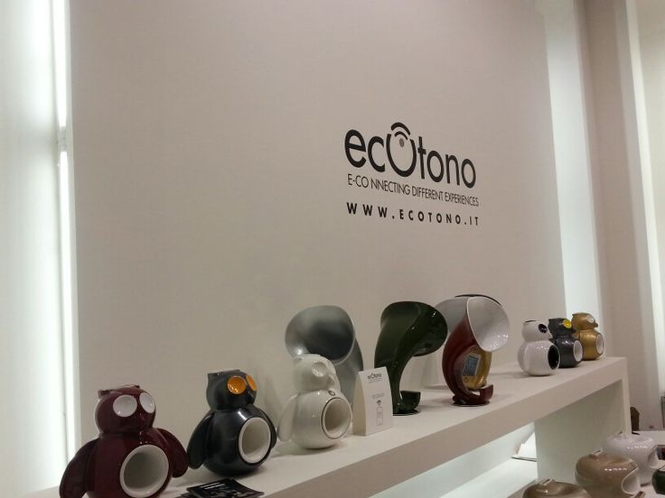 Ecotono.it:official presentation at Ambiente in Frankfurt