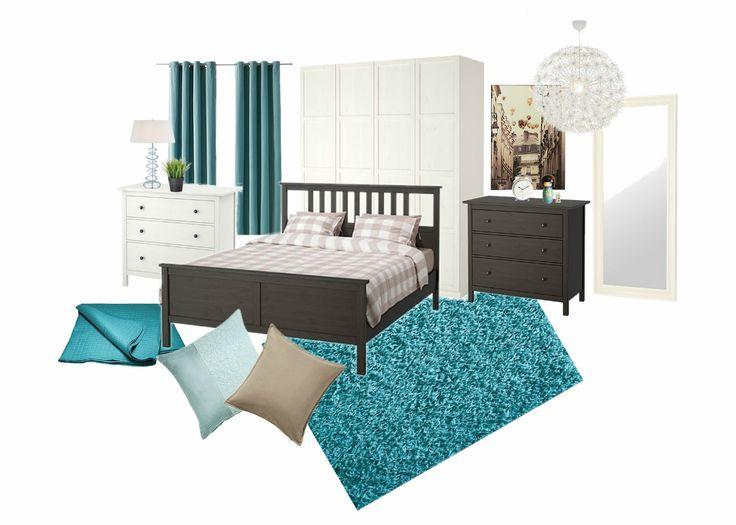Mood board - Ikea Hemnes Bedroom