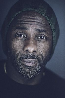 Idris Elba - his sex appeal never goes out of style.