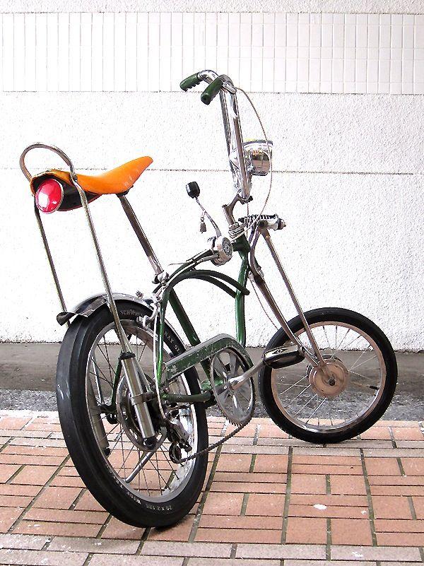 Schwinn muscle bike - chopper