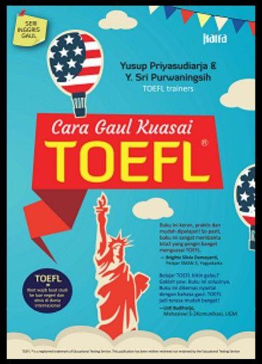 Cara mudah menguasa TOEFL dari GaleriPos (www.galeripos.com)