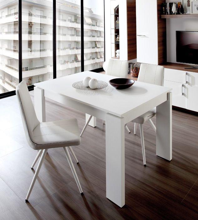 mesa de comedor eko s y silla kibuc - Mesas De Comedor Pequeas
