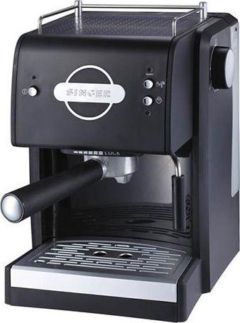 Το αγαπημένο εστιατόριο ''Κεφτές και δε Φταις'' σας κάνει δώρο μία μηχανή Espresso Singer ES-110!