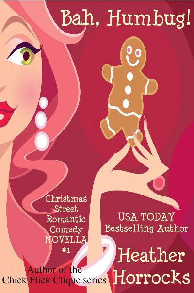 #BookReview Bah, Humbug by Heather Horrocks. #chicklit #christmasreads