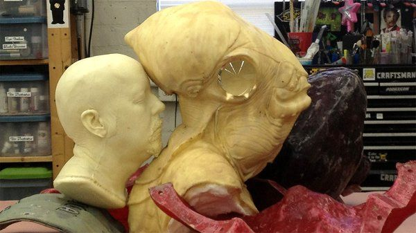 The Making of Adam Savage's Admiral Ackbar Costume - Tested