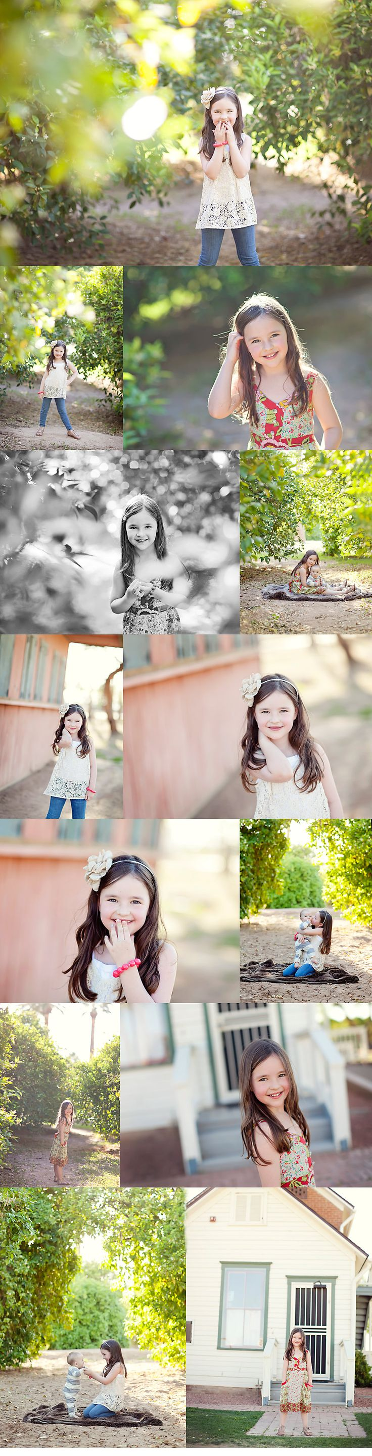 little girl photo shoot - jenn mac