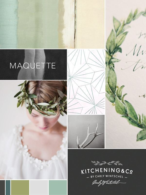Branding mood board by Observant Nomad | How to create a mood board for your business | The Brand Stylist