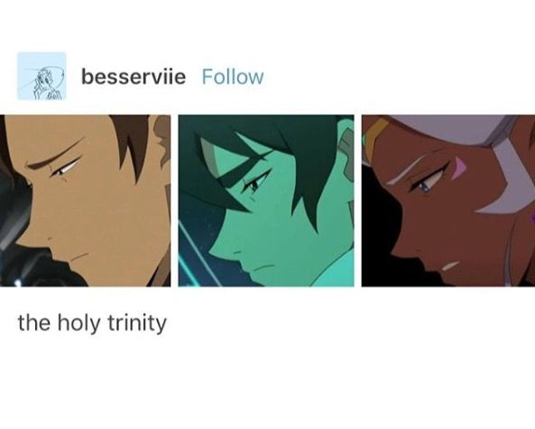 Dreamworks, why you gotta give all the Paladins self-doubt and sadness?!?! WHY!?!? - Lance, Keith & Allura