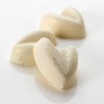 Lush Shimmy Shimmer Lotion Bar Copycat    Ingredients: 1/2 pound of Beeswax; 1/2…