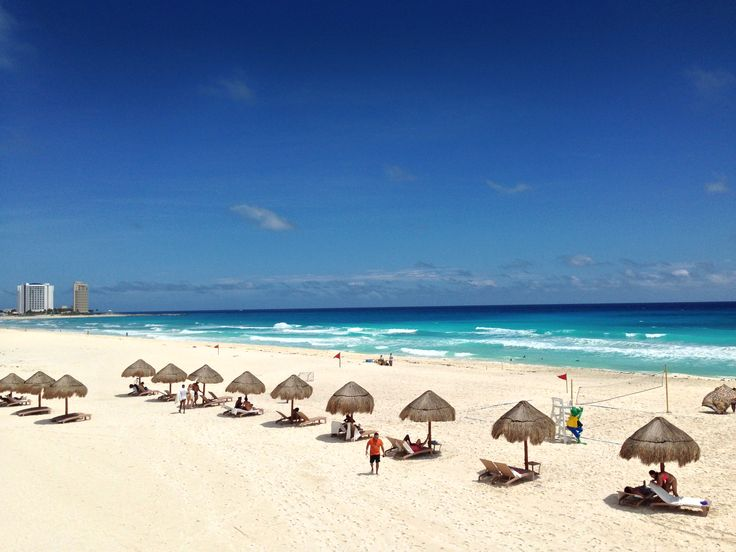 Another amazing veiw of the gulf coastline, Cancun Mexico
