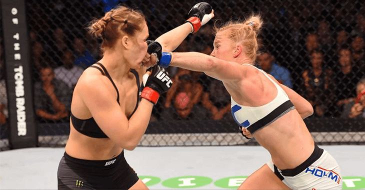 Did you hear about Ronda Rousey's weight cut going into her fight with Holly Holm? What about the physical shape she was in? Did you hear that she was out of shape? Excuses were coming out of the woodworks on how Ronda Rousey could have possibly lost to Holly Holm at UFC 193. Some were...