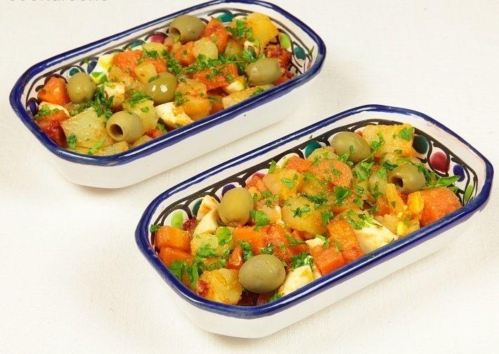 273 best omek sanafa images on pinterest recipes sweet for Cuisine tunisienne