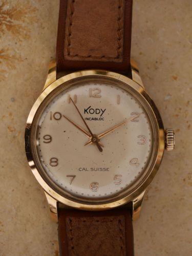 Montre-Kody-mecanique-des-annees-1970