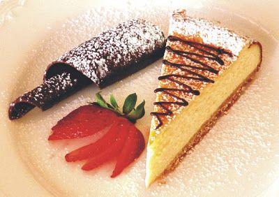 Philadelphia Lemon Cheesecake with Thermomix