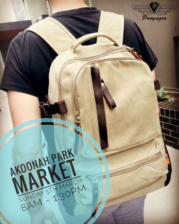 This weekend is a big one for us at the markets! If you can't make it to the Boutique Design Market in Preston on Saturday, come see us at Akoonah Park Market in Berwick on Sunday. We'll be here the first Sunday of every month ongoing. Yes!   #akoonahparkmarket #market #berwick #melbourne #marketlife #melbournelife #victoria #australia #proyager #proyageraus #canvasbag #bag #packyourbagsandgo #shopping #laptopbag #backpack #slingbags #hobobags #totebags #travelbags #weekend #shoplocal