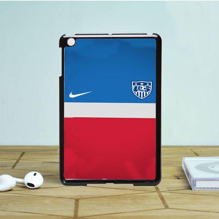 Us Soccer Jersey iPad Mini 2 Case Dewantary