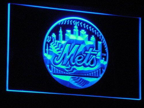 New York Mets LED Neon Sign Light NLB Baseball Sports Team  #Unbranded #NewYorkMets