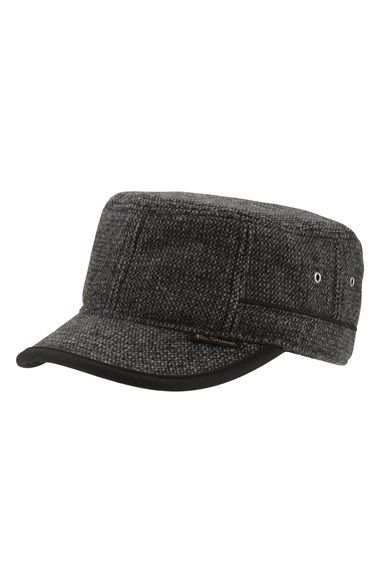 Free shipping and returns on Ben Sherman Tweed Legion Cap at Nordstrom.com. A classic tweedy texture defines a wool-blend cap in a vintage military style.
