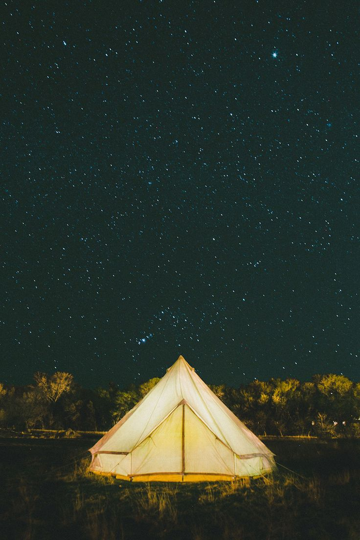 It all started with a mission to get the family out on a camping excursion this summer. Then one thing lead to another, as things do while searching on the interweb, and before you know it, I was sucked into the world of bell tents. We all know there are services that offer rentals of these