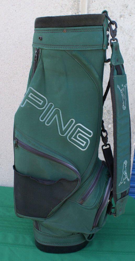 Ping Golf Cart Bag #Ping