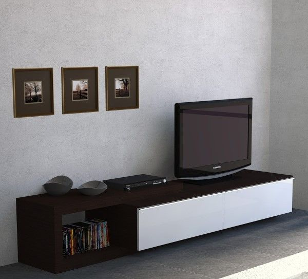 17 best images about racks on pinterest tv rack modern for Muebles de melamina