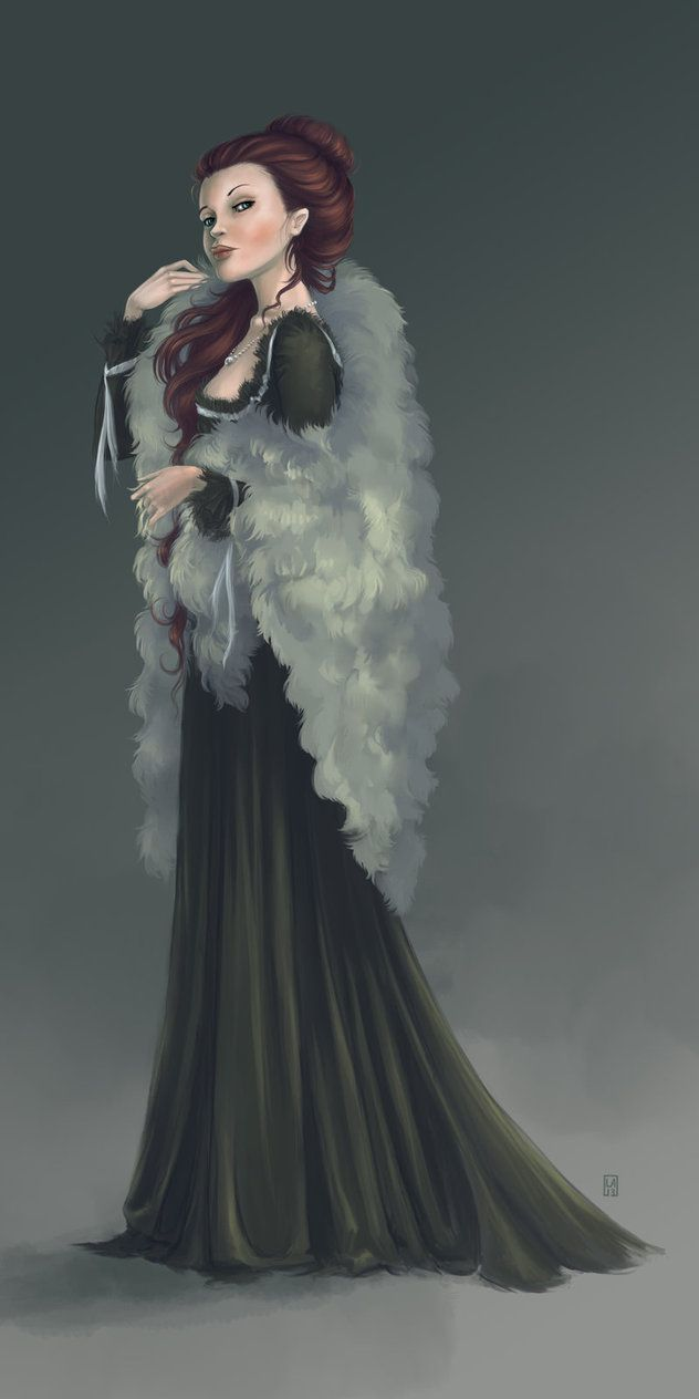 Sansa Stark by Gudulett-e on deviantART