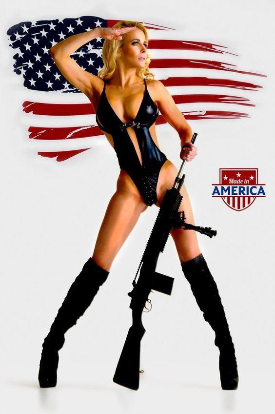 ::: sexy girls hot babes with guns beautiful women weapons