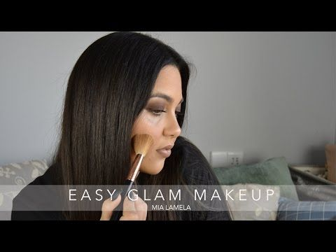 TUTORIAL: Easy Glam Makeup http://makeup-project.ru/2017/04/15/tutorial-easy-glam-makeup/