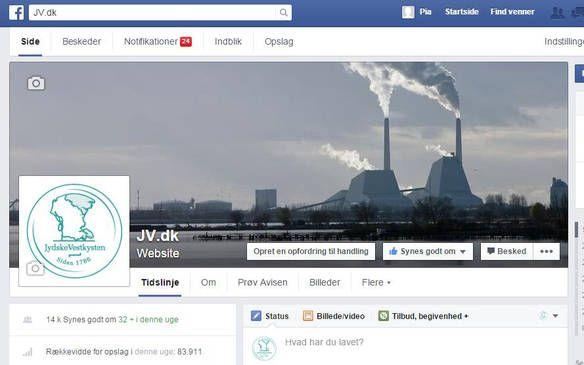 Listicle: De ti mest eksponerede Facebook-opslag i anledning af, at vi rundede 15.000 likes.