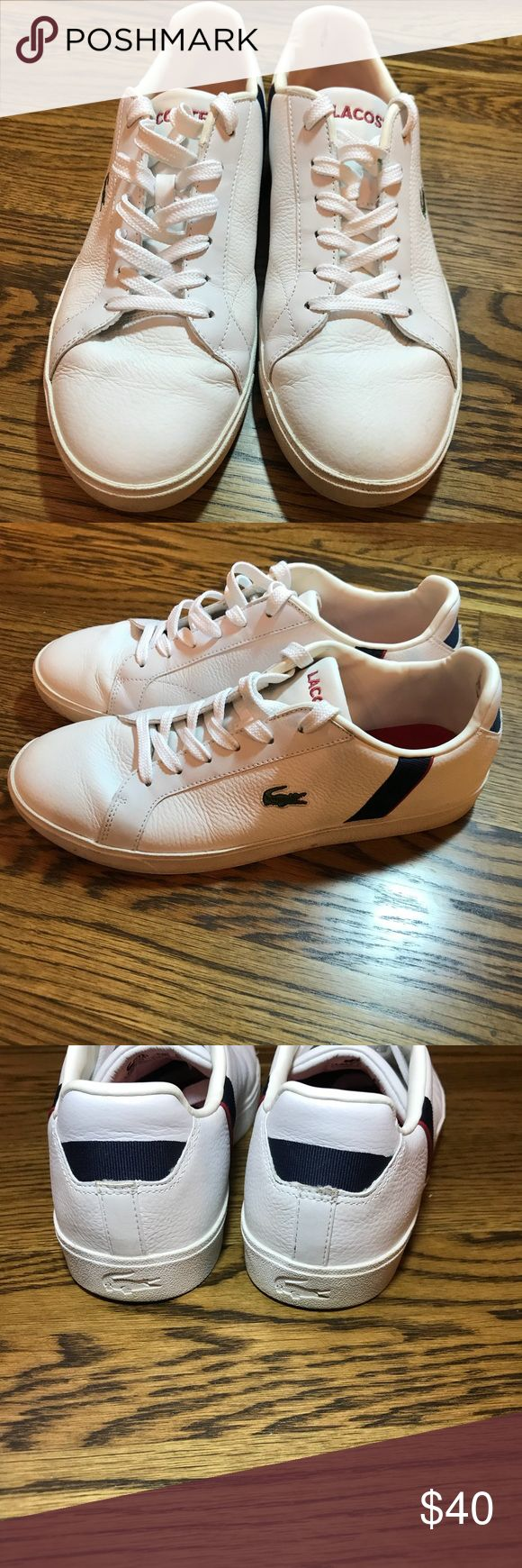 Lacoste sneakers leather great condition Lacoste sneakers leather great condition Lacoste Shoes Sneakers