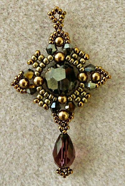Linda's Crafty Inspirations: Oriental Earrings Update