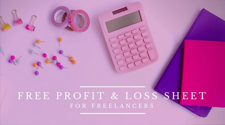 If you're serious about earning money from home, then you need to know how to create a profit and loss statement for your self-employed income.