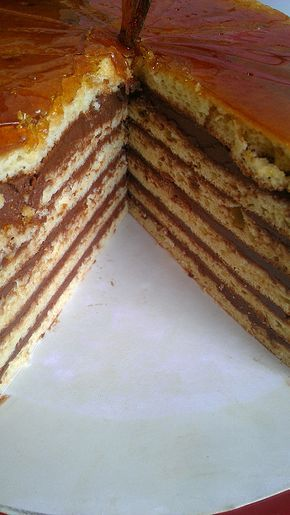 The Delicious Tale of Dobos Torte