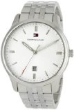 Tommy Hilfiger Men's 1710283 Classic Stainless Steel bracelet Watch - Tommy Hilfiger Men's 1710283 Classic Stainless Steel bracelet Watch    Quartz movementDurable mineral crystal protects watch from scratchesCase diameter: 44 mmStainless steel caseW