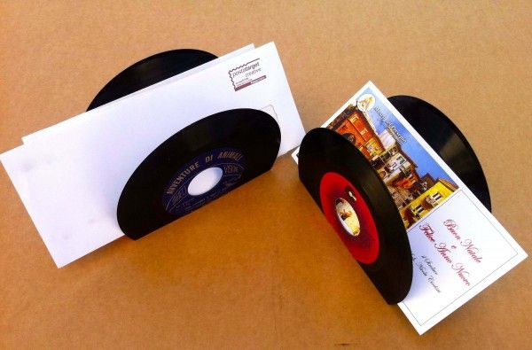 Vinyl Documents Folder | Recyclart
