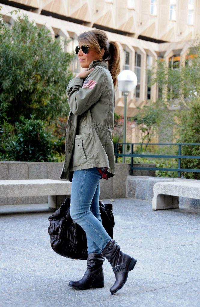 Con Dos Tacones with #Sendra. See the post:http://estefaniapersonalshopper.blogspot.com.es/2013/12/biker-boots-sorteo-sendra.html