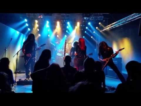 Alia Tempora - Mockingjay HD (Live at Melodka, Brno)