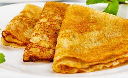 Ayurvedischer Kichererbsenmehl-Pfannkuchen   Schnelles Rezept