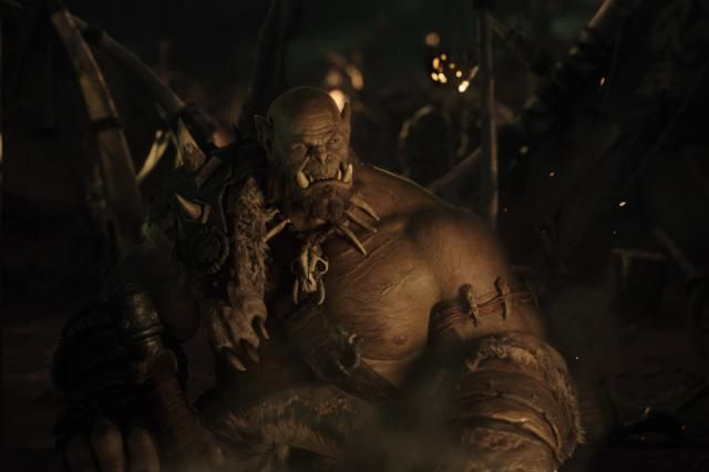 First Image of Orgrim From Warcraft Movie Released - VGChartz