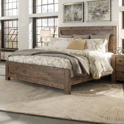Magnussen Griffith Panel Bed Size: California King