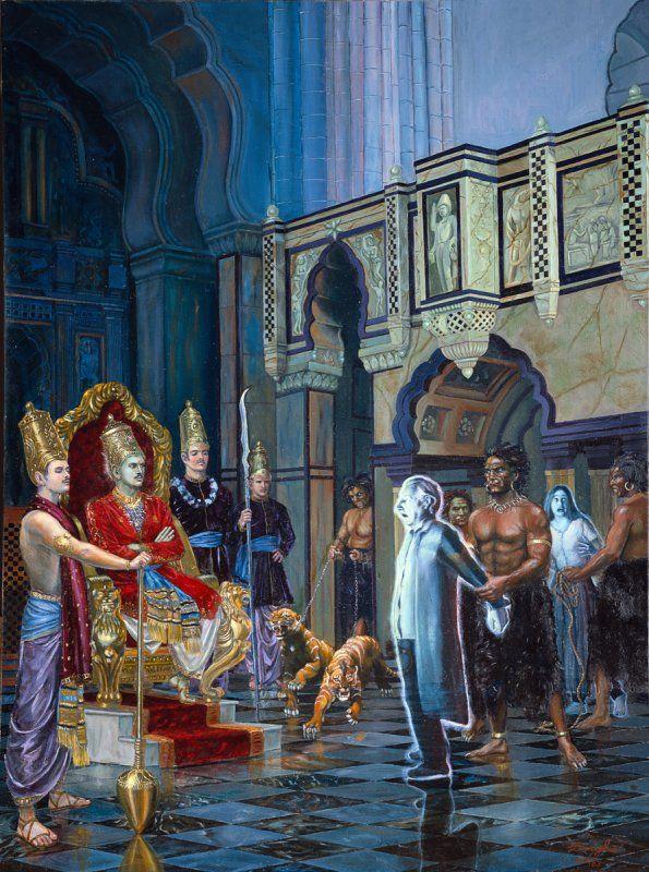 Judges Oil Paintings