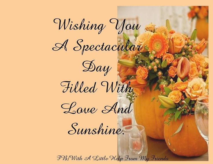 GOOD MORNING, GOD BLESS YOU ALL!