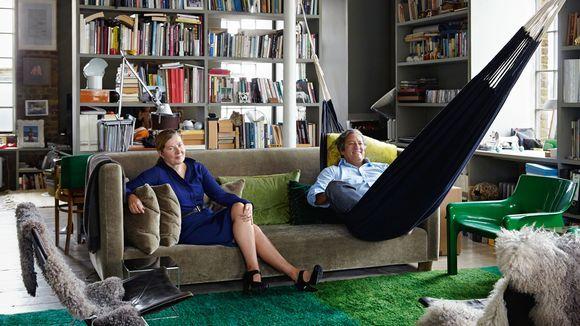 Studio of ilse crawford und oscar pe a in london via www for Interior stylist london